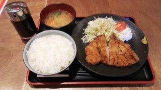 特製とんかつ定食|串かつでんがな 新川崎
