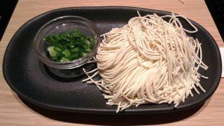 一風堂監修の特製麺| しゃぶしゃぶ温野菜 ミューザ川崎店