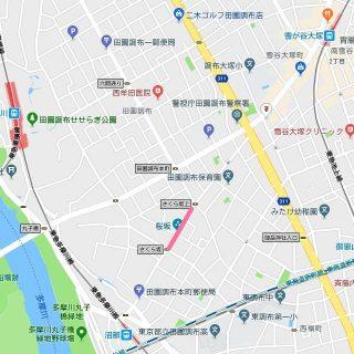 桜坂map