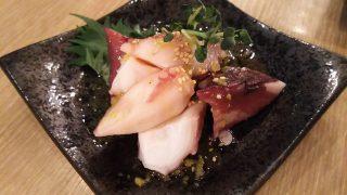 たこぶつ柚子胡椒|博多満月 武蔵小杉
