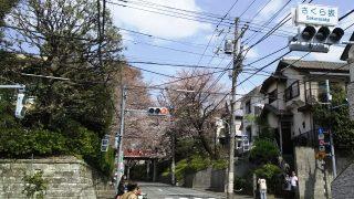 さくら坂交差点|桜坂(東京都大田区)