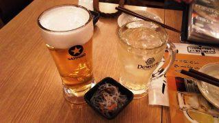 ドリンク(ビール&ハイボール)|博多満月 武蔵小杉