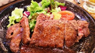 サーロインステーキ 満マル 蒲田店