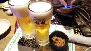 ビール&お通し 土間土間 大井町店