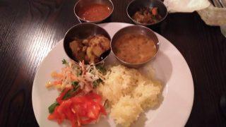 カレー4種|インドレストラン バーワルチー