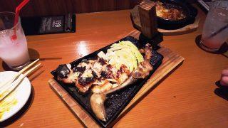 氷温熟成鶏くわ焼き にんにく塩|かまどか 京急川崎店