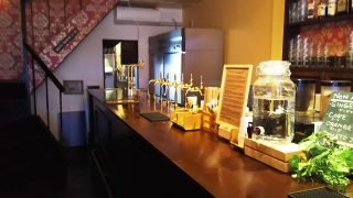 1Fの風景|Cafe Club Key 鹿島田店