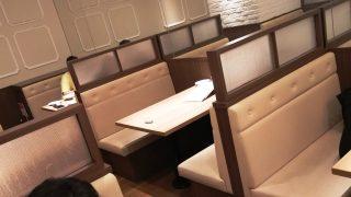 テーブル席|ラパウザ アトレ川崎店