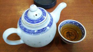 ウーロン茶 双喜亭 川崎西口店