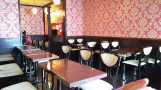 2Fの風景|Cafe Club Key 鹿島田店