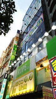ビルの外観 ワンカラ 川崎東口店