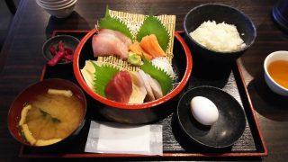刺身定食(780円)|さくら水産
