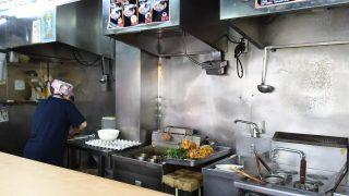 厨房|かしわや 鹿島田店