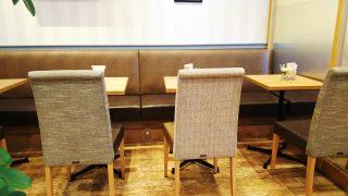 テーブル席|フレッシュネスバーガー 新川崎スクエア店