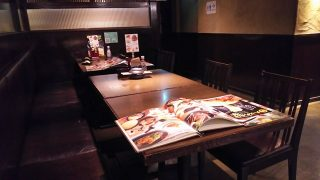 テーブル席|土間土間 武蔵溝の口店