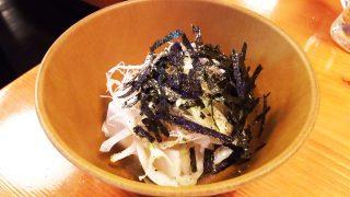 チョレギ豆腐サラダ|鳥貴族