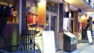 店舗入口|羅豚 川崎店