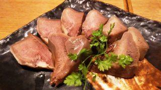 豚タンのにんにく醤油|羅豚 川崎店