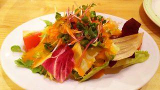 トマトとスプラウトのシンプルサラダ|ラパウザ モアーズ川崎店