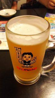 銀河高原ビール(大)|世界の山ちゃん 川崎砂子店