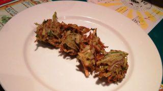 生姜のパコラ|ガラムマサラ