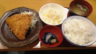アジフライ定食|一軒め酒場 京急川崎店