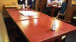 店舗内観|北国炉端 ときしらず 東京駅八重洲