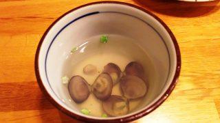 しじみ汁|大鶴見食堂