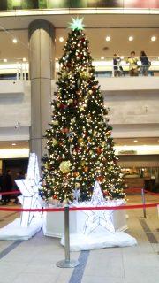 クリスマスツリー|ミューザ川崎