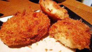 チーズたっぷり とりすきチーズコロッケ|とり鉄 京急川崎駅前店