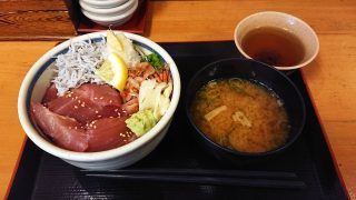 駿河丼|三崎市場 ダイス店