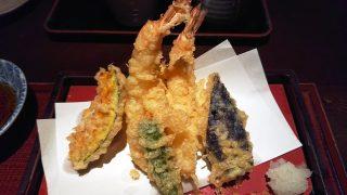 天せいろ:天ぷら|志楽亭