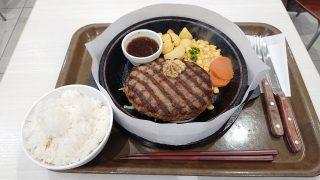 100%ビーフ肉塊ハンバーグ(300g) |武蔵ハンバーグ 武蔵小杉店