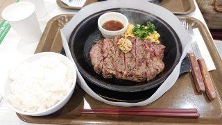 ジューシーカットワイルドステーキ(300g) |武蔵ハンバーグ 武蔵小杉店