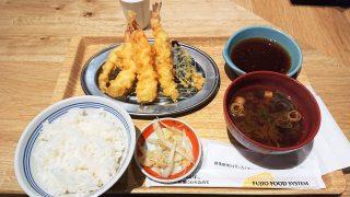 えびのや定食 天麩羅 えびのや 川崎ルフロン店