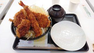 まい盛り丼+みそ汁|とんかつ まい泉 ラゾーナ川崎プラザ店