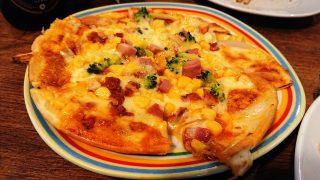 ミックスピザ ブッチャーズキッチン(鹿島田)