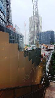 ホテルメトロポリタン川崎 工事進捗状況(2019年7月1日)