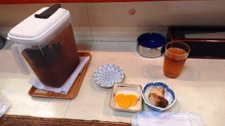 小鉢と麦茶|みやこ(鹿島田)