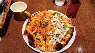 ピザ(ハーフ&ハーフ) Bocca(ボッカ) 川崎アゼリア店