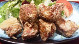 豚から定食(アップ)|そばえもん 川崎アゼリア店