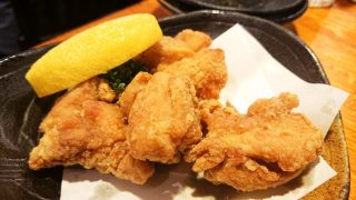 鶏の唐揚げ|THE やきとり 喜作