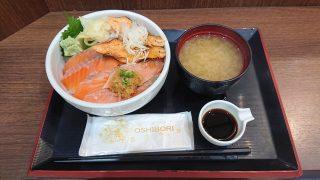 サーモンづくし丼|ぐるめ丼亭(二代目ぐるめ亭)ラゾーナ川崎店