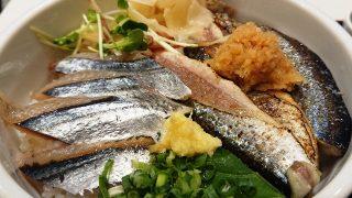 さんま丼(アップ)|ぐるめ丼亭(二代目ぐるめ亭)ラゾーナ川崎店