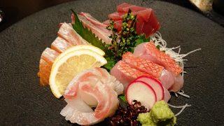 鮮魚五種盛り|隠れ房 川崎店(川崎DICE)
