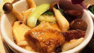 豚の角煮|中華酒家飯店 角鹿(鹿島田)