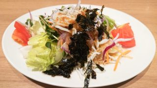しらすの和風サラダ(ハーフ)|ラパウザ アトレ川崎店