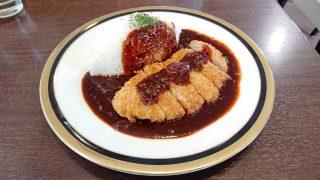 ロース豚カツ早矢仕ライス|M&C-cafe@ラゾーナ川崎