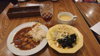 カレー・サラダ・スープ| ビッグボーイ 川崎等々力店