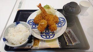 よくばり膳|とんかつ まい泉 ラゾーナ川崎プラザ店